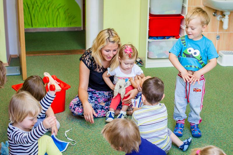 Jazykové školky umí naučit jazyk zábavnou formou