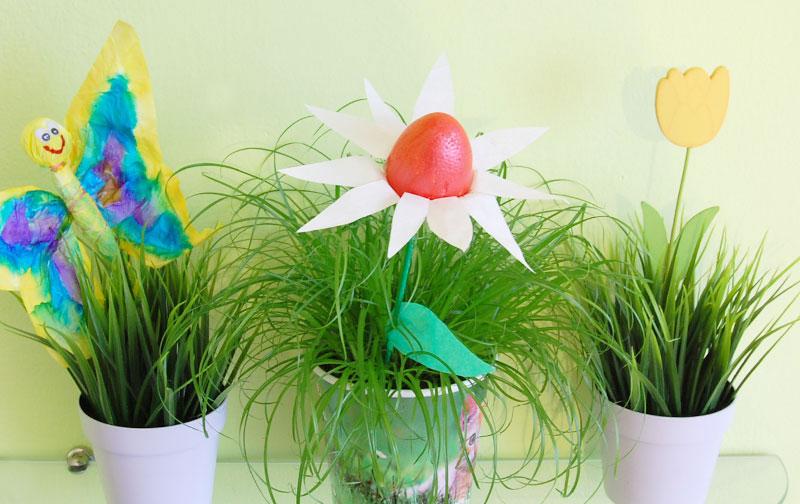 Velikonoční květina