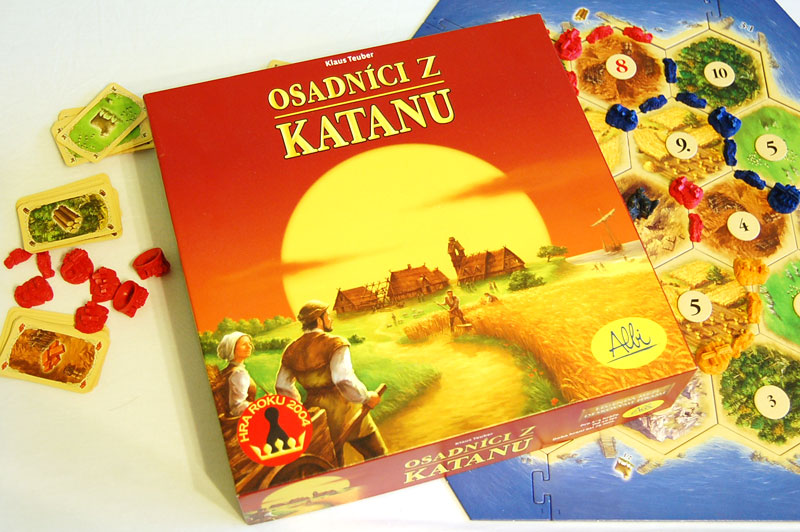 Osadníci z Katanu – recenze stolních her I.