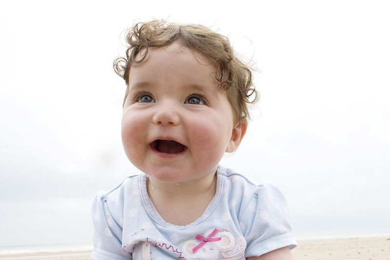 Hry na rozvoj zrakového vnímání dvouletých dětí