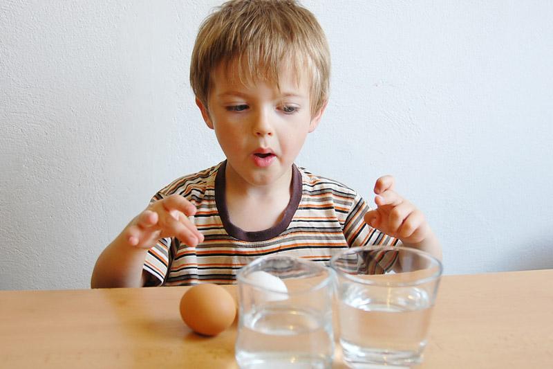 Fíha, jak tam ty vajíčka dám?